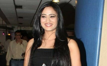 Shweta excited about negative role in 'Baal Veer' – hi INDiA