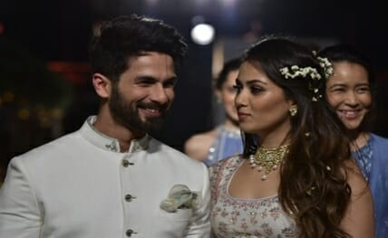 Shahid Kapoor and his wife Mira20190612113044_l